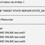 【Oracle】EnterpriseManagerを自動起動するようClusterwareに組み込む