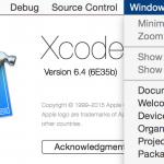 Xcode6.4でAlcatrazを動かす