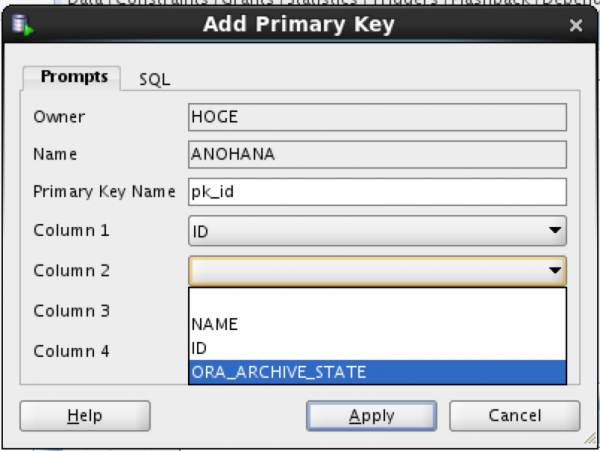 oracle-in-database-archiving-multiple-key