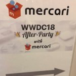 #wwdc18 WWDC 2018 After Partyに参加してきた!まとめ